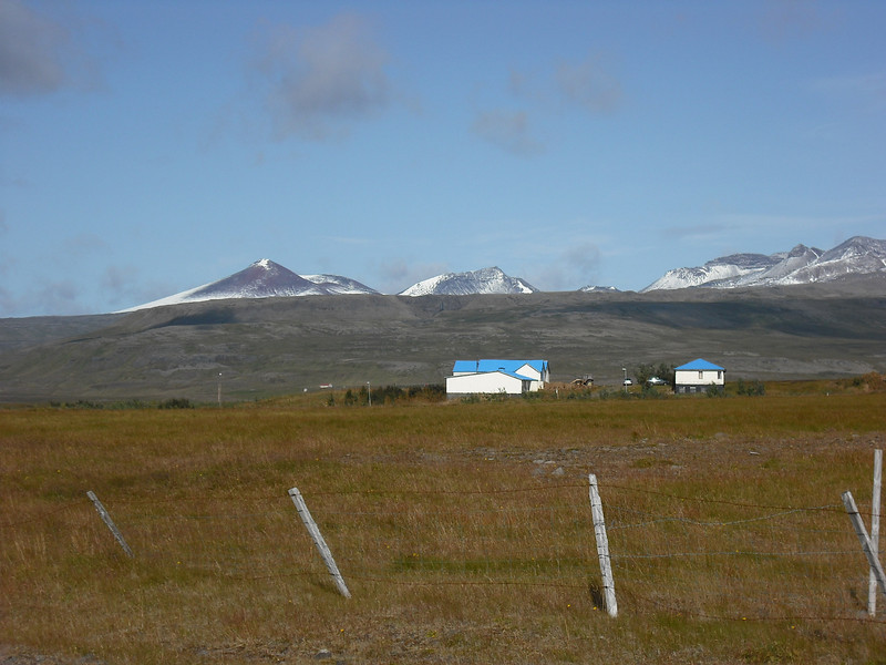 So on day two, after packet pickup, we headed north from Reykjavik to the Snaefellsnes Peninsula.