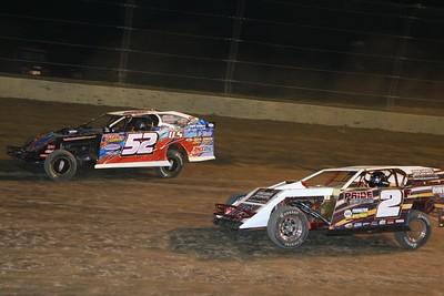 UMP Nationals, Eldora Speedway, Rossburg, OH, October 10, 2009