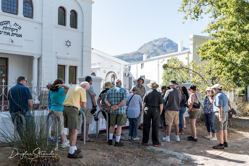 SmarTour group in Stellenbosch