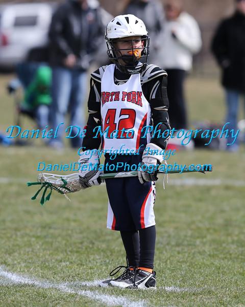 North Fork Lacrosse vs Connetquot 4-7-13