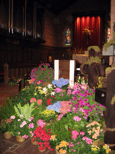 Holy Week to Easter Morning 2009 (31).JPG