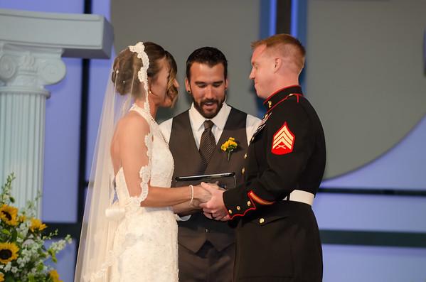 Aaron & Janese wedding