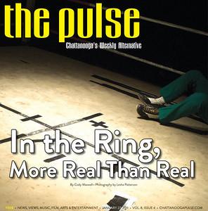 PULSE: TWA Dalton, In The Ring
