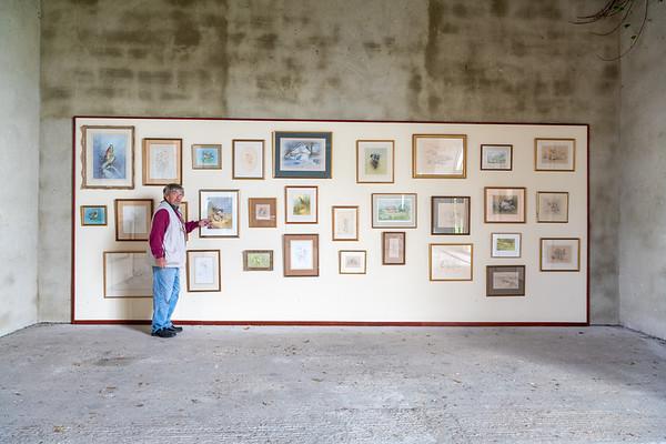 CRT Baber's Art Exhibition
