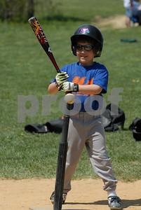 T-Ball Baseball