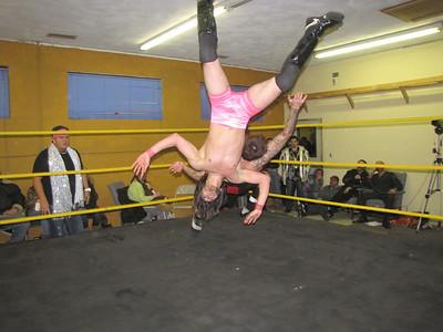 Victory Championship Wrestling  January 23, 2011