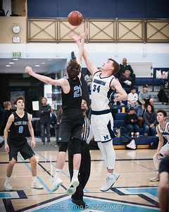 1.15.2019 - MCS Boys vs Pac Ridge