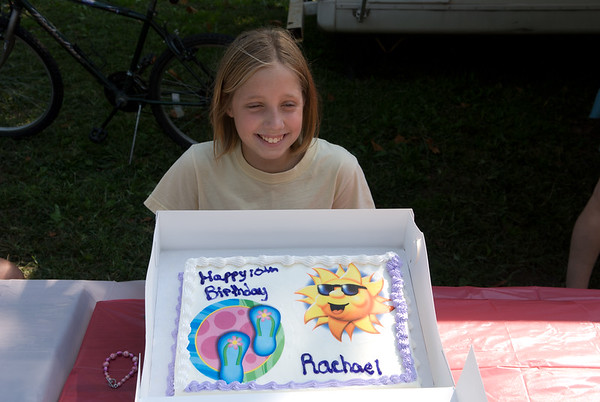 2008 Rachael Sears Birthday