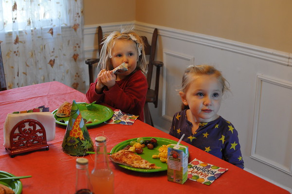 Amelia's 5th B-day Party