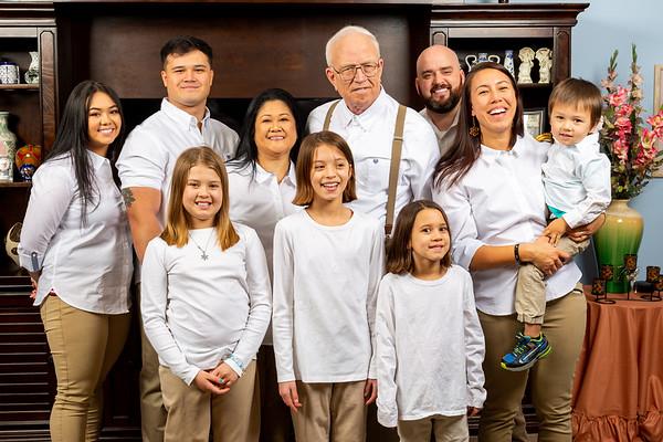 Mahoney Family Portraits