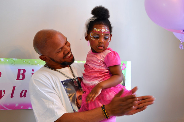 Joi's 3rd Birthday Party