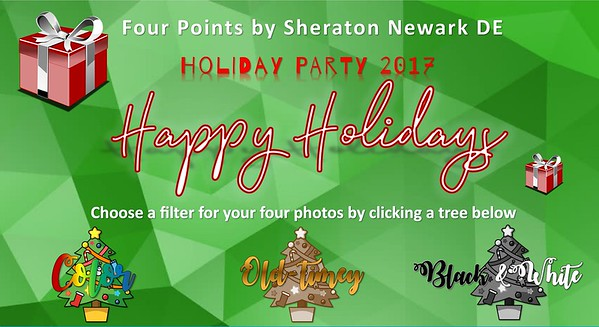 Four Points by Sheraton Holiday Party 2017