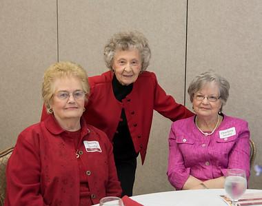 Deacon Widow Banquet 2012