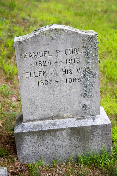 Samuel and Ellen Gurley