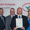 Oakleaf win Silver Award for Considerate Constructors Scheme - Keats Place