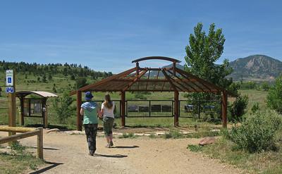 Day 9: Boulder, Marshall  Mesa