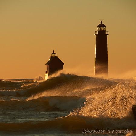 Lake Michigan November 2017