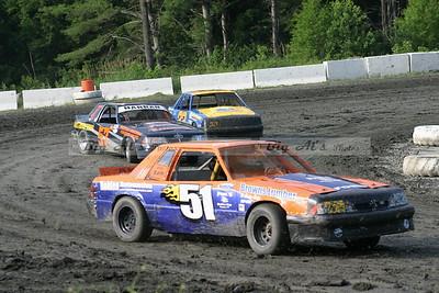 Bear Ridge Speedway  07/05/08