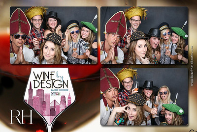 2017 NEWH - Wine by Design
