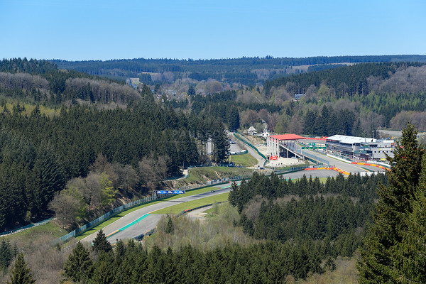 2016 FIA WEC 6 Hours of Spa Francorchamps