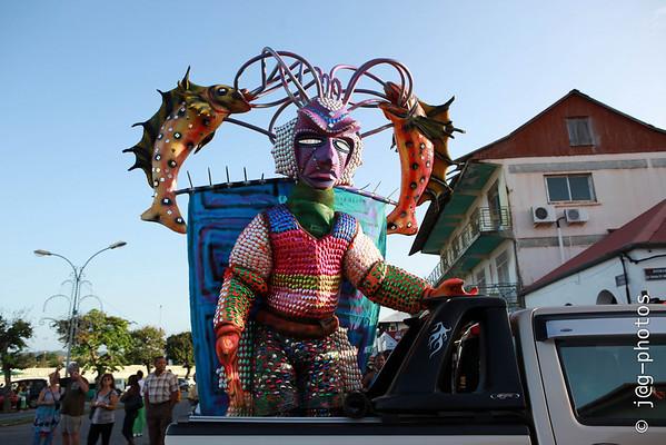 Carnaval année 2011