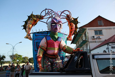 Carnaval parades 2011