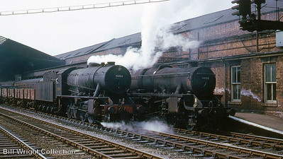 WD Austerity 2-8-0