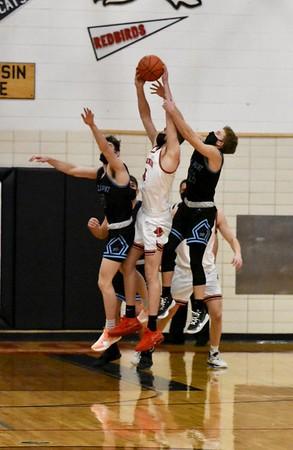 Mineral Point @ DarlingtonBoys Basketball 2-10-21