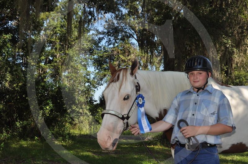 4H horse show Live Oak Florida 9-18-2010