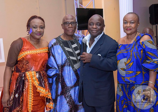 Nyenneh Anthony Wisseh's 70th Birthday Celebration Photos.