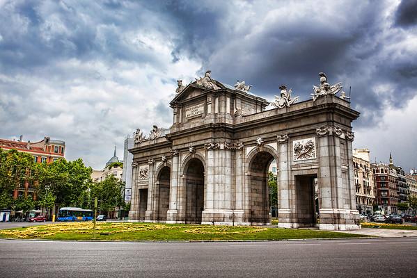 Madrid and Rome - May 2013