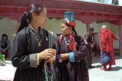 Ladakh. The Festival.