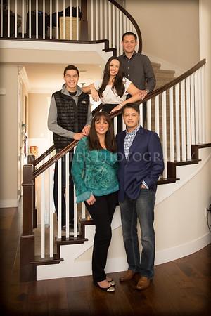 Richards Family Portraits