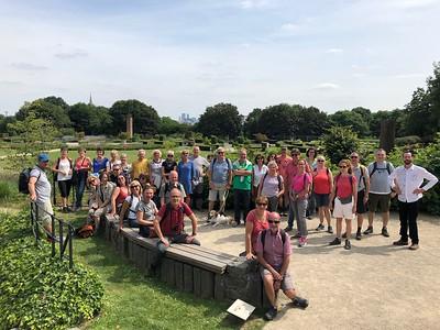 2018-06-24 -  Wandelen in Brusselse parken