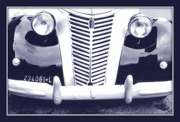Cars Visages
