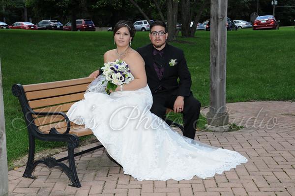 Berenice y Javier