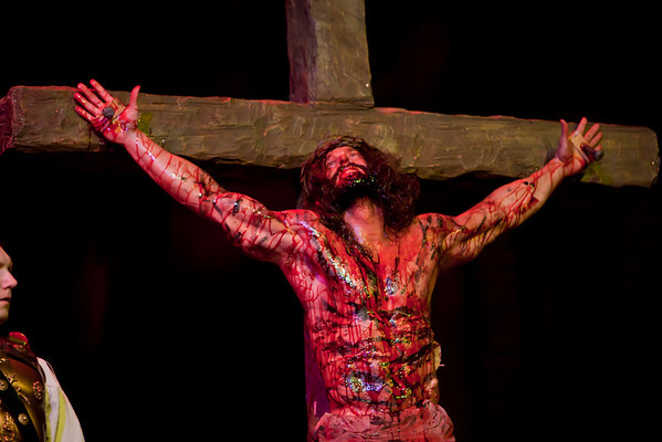 """2010 EASTER PASSION PLAY """"THE SUBSTITUTE"""""""