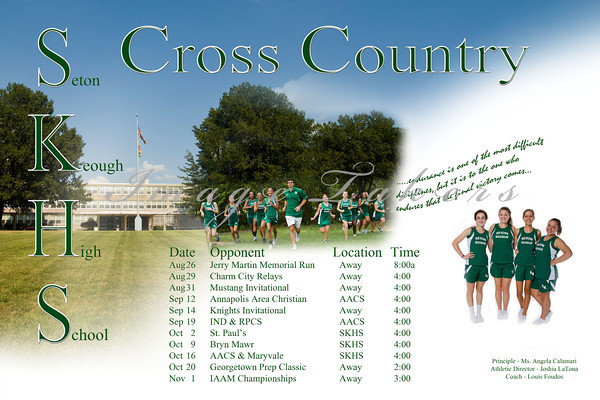 2012 Cross Country