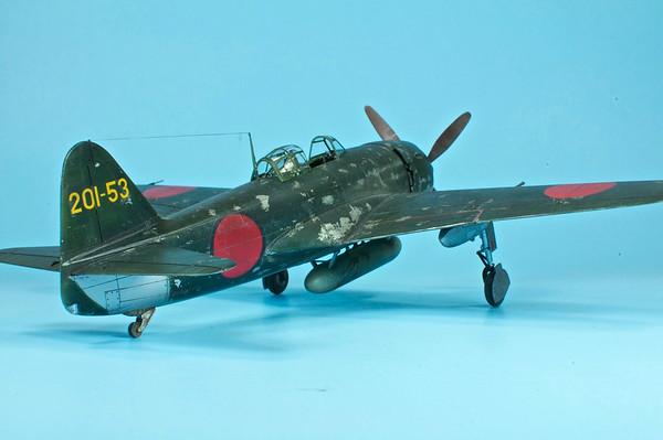 1/48 Hasegawa N1K1-Ja Shiden