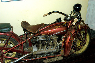 1936 Indian Motorcycle