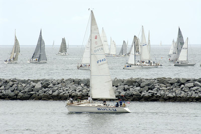 NB to Ensenada boat race