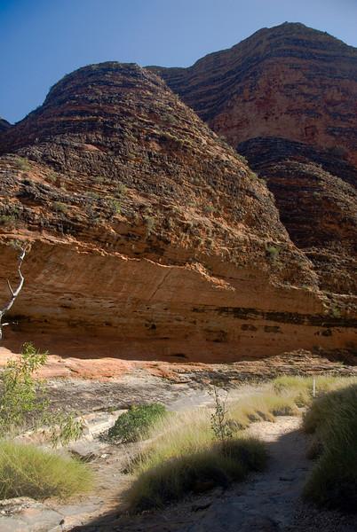 Piccananny Creek Bed, Purnululu National Park - Western Australia
