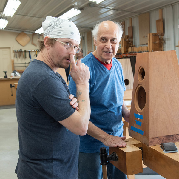 Sound of Woodworking with Nick Artemakis & Scott Zelinka