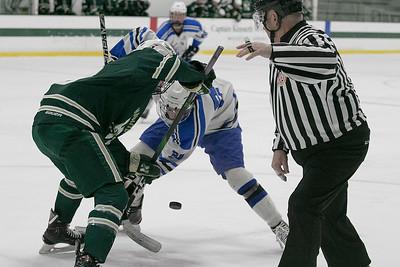 Leom HS vs NRHS Hockey, Feb. 19, 2020