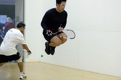 2006-12-09 Mens Open Quarterfinals Gonzalez over Hale