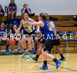 CNHS Girls Basketball v Donovan