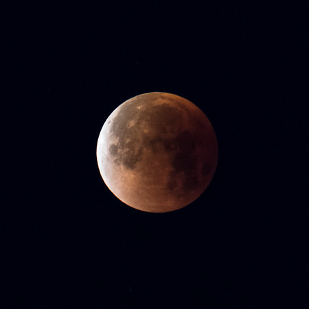 Lunar Eclipse Feb.-2018