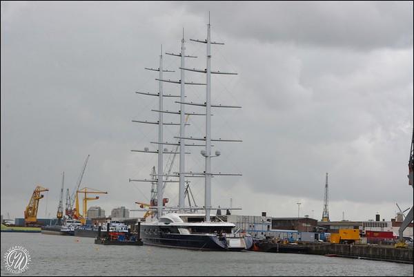 Rotterdam Merwehaven