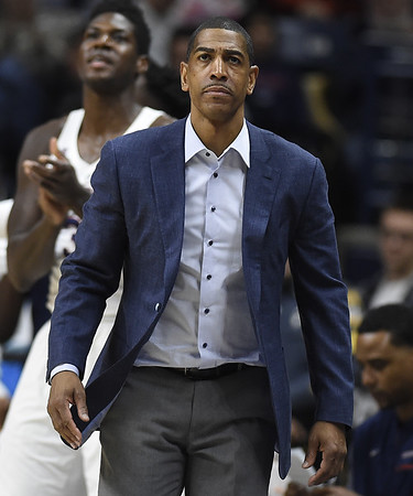 Connecticut head coach Kevin Ollie