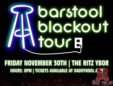 Barstool Blackout Tour November 30, 2012